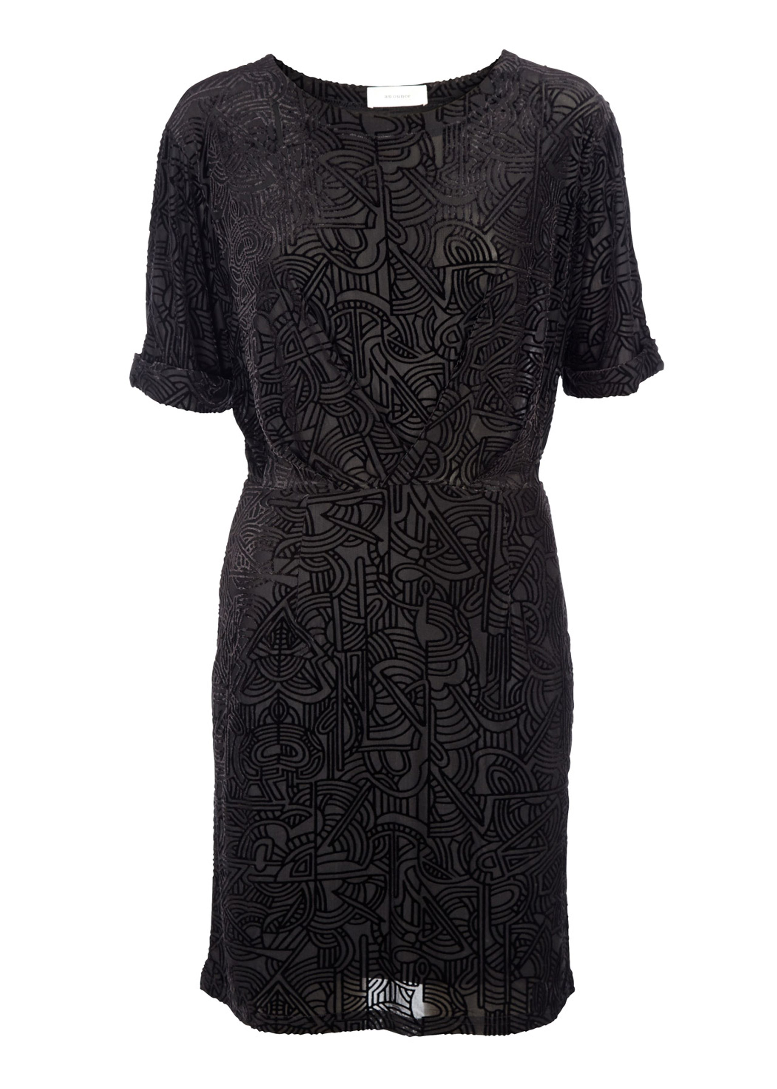c716614a7e8d An Ounce - Kjole - Catson Dress - Sort ...
