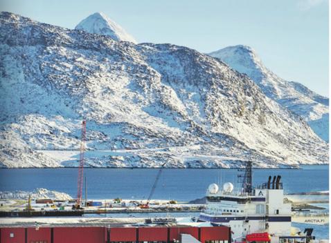 Grønlands Erhverv