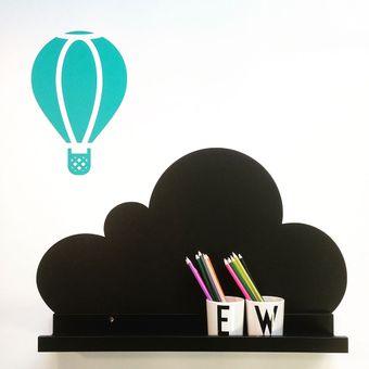 Luftballon Wallsticker  mint