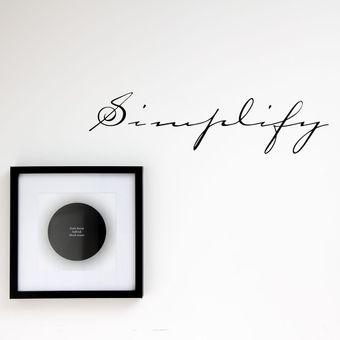 Simplify  sort