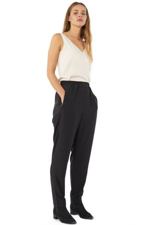 LOVING TROUSERS  BLACK