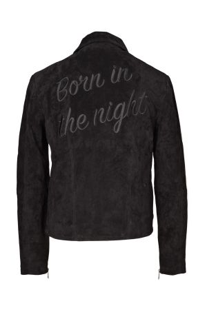 POP COPENHAGEN BORN IN THE NIGHT BIKER JACKET