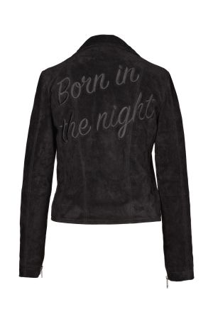 POP COPENHAGEN BORN IN THE NIGHT BIKER JACKET