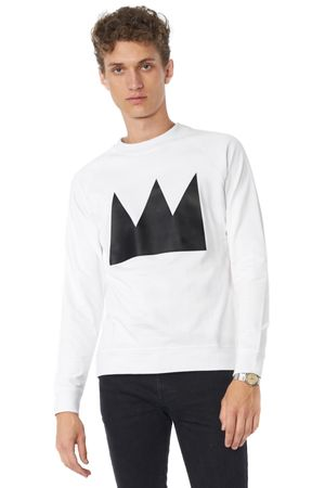 POP COPENHAGEN CROWN PICTOGRAM SWEATSHIRT