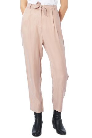 POP COPENHAGEN - CUPRO & SILK TROUSERS