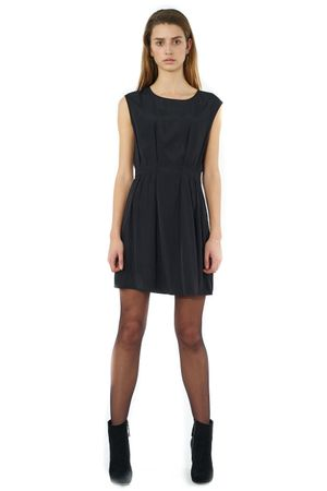 DRESS WITH ELASTIC WAIST - POPCopenhagen