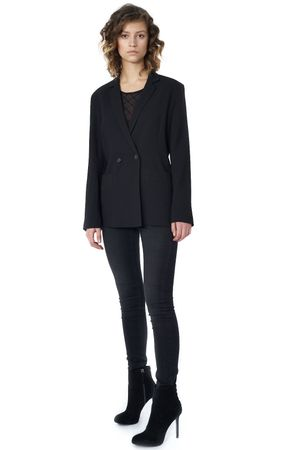 POP COPENHAGEN - HEAVY GEORGETTE BLAZER