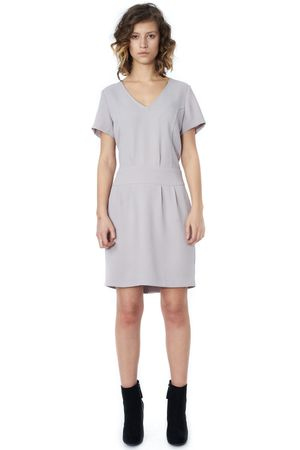 POP COPENHAGEN - HEAVY GEORGETTE DRESS