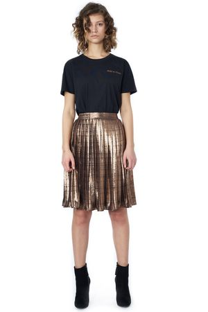 POP COPENHAGEN - PARTY PLEATED SKIRT