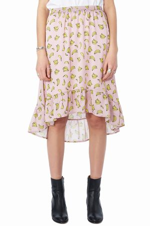 POP COPENHAGEN - PRINTED POP ART SKIRT