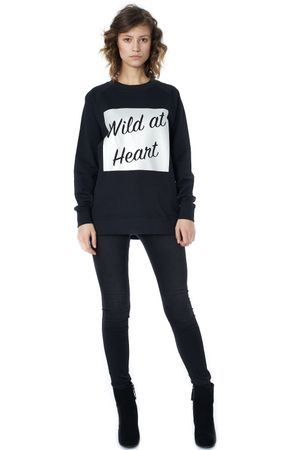 POP COPENHAGEN - WILD AT HEART SWEATSHIRT