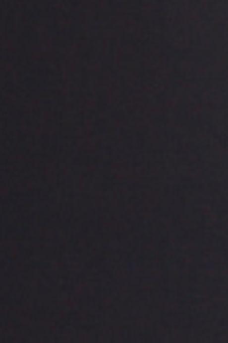 GEORGETTE SLEEVELESS SHIRT   BLACK