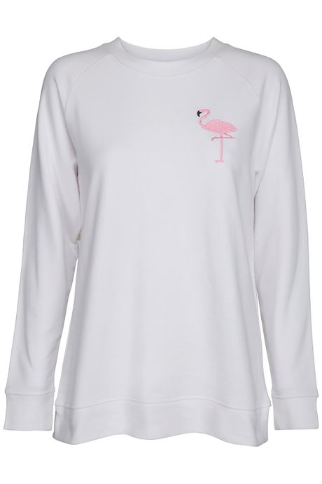 POP COPENHAGEN FLAMINGO SWEATSHIRT