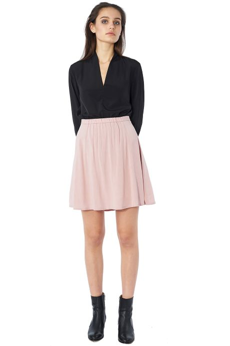 POP COPENHAGEN - FLARE SKIRT
