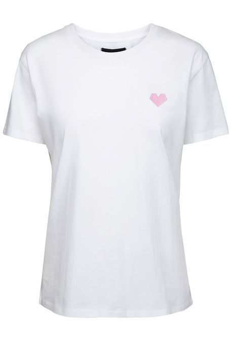 POP COPENHAGEN HEART PICTOGRAM TEE