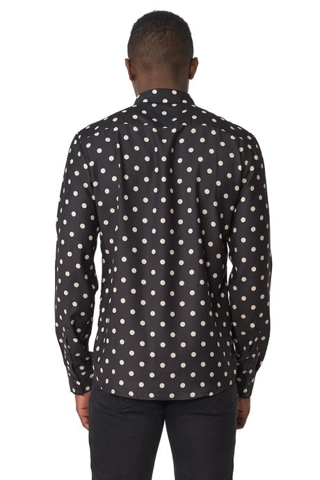 POP COPENHAGEN - POLKA DOT SHIRT