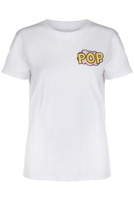 POP COPENHAGEN POP ART POP TEE