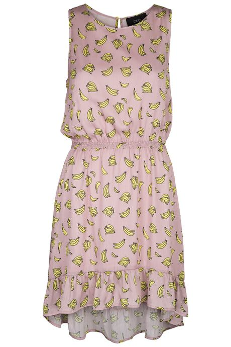 POP COPENHAGEN PRINTED POP ART DRESS
