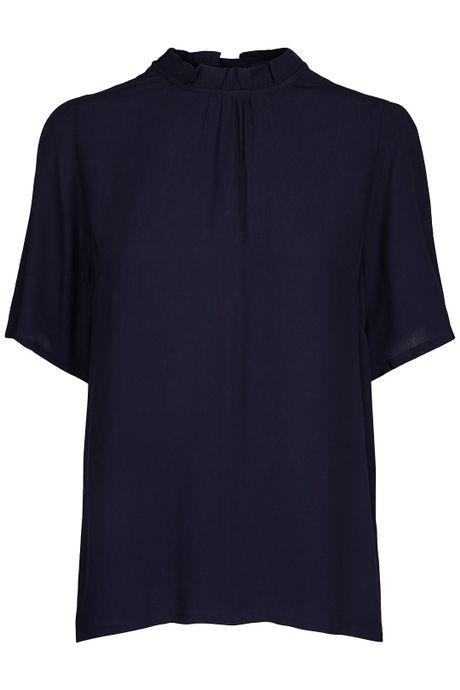 POP COPENHAGEN - RUFFLED TOP