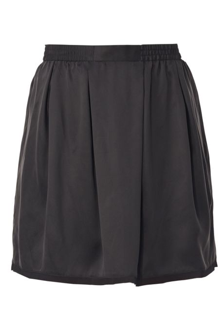 POP COPENHAGEN SILK SKIRT