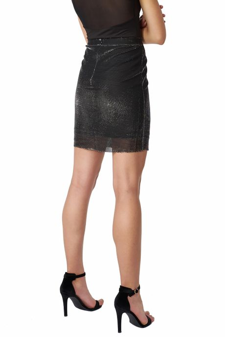 POP COPENHAGEN - THIN ARMOR SKIRT