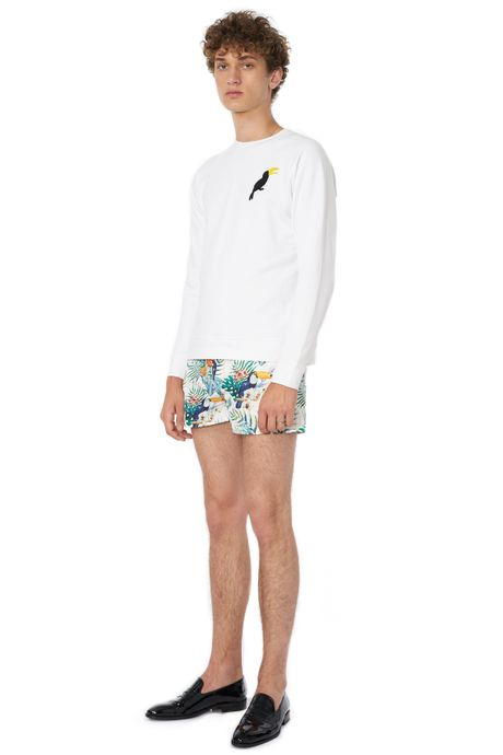 POP COPENHAGEN - TOUCAN SWEATSHIRT