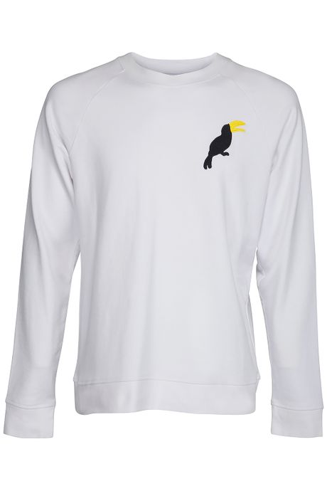 POP COPENHAGEN TOUCAN SWEATSHIRT