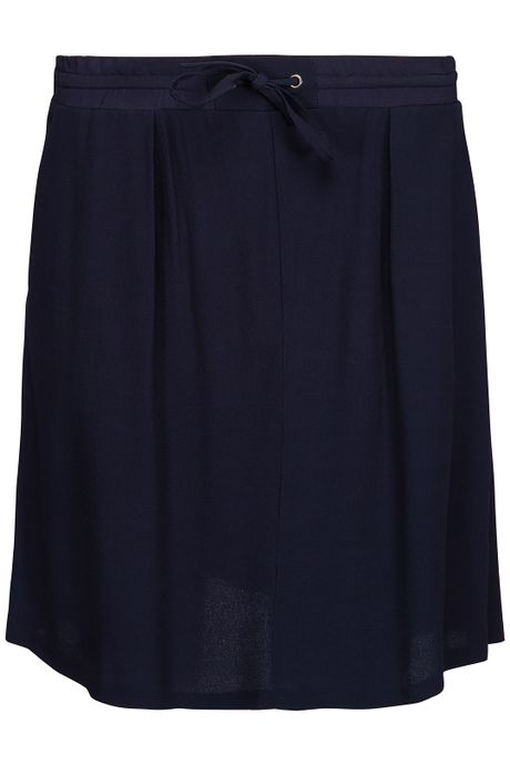 POP COPENHAGEN - VISCOSE DRAWSTRING SKIRT