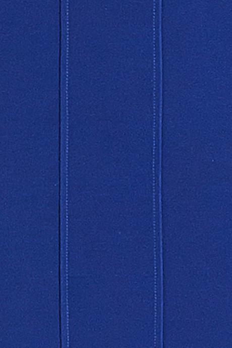 RAW BODYCON SKIRT  BLUE