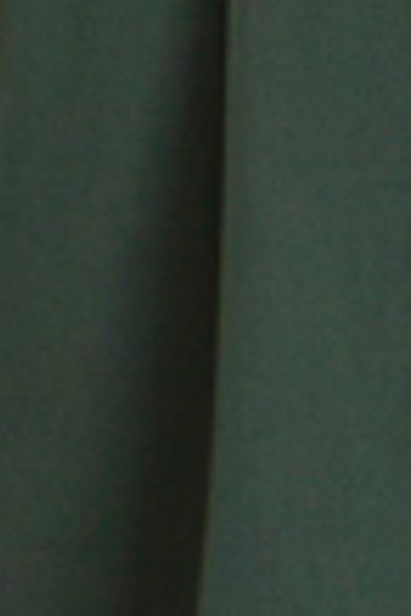 SAND-WASHED SILK DRESS  GREEN