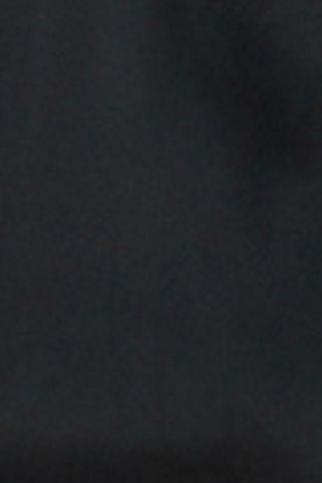 SAND WASHED SILK DRESS  BLACK