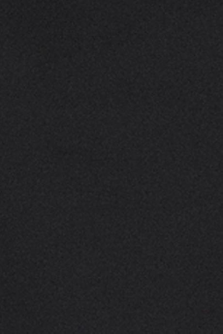 SCUBA TOP  BLACK