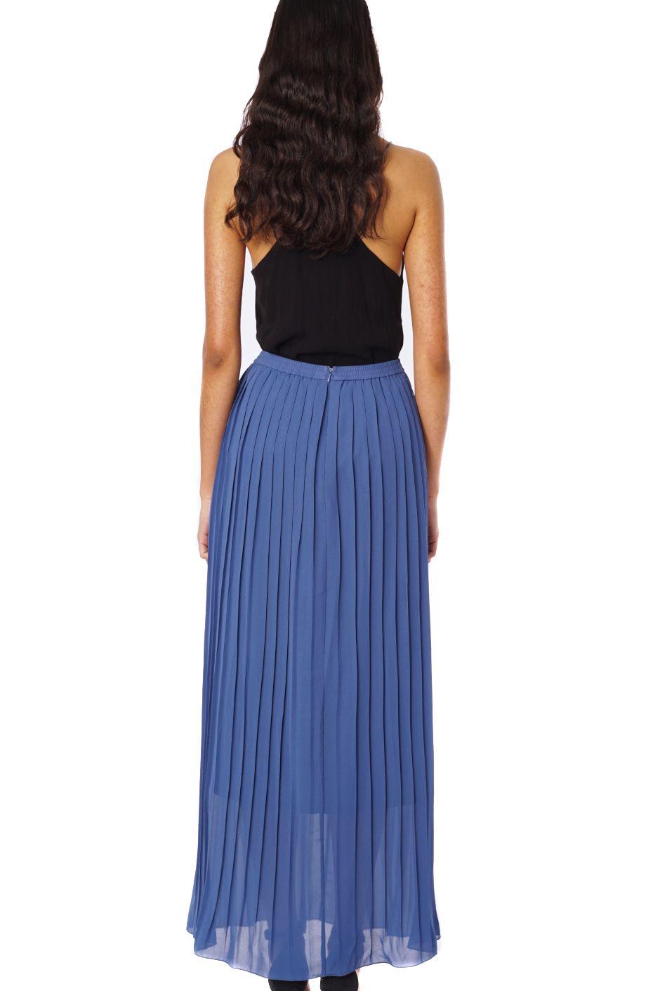 Long Georgette Skirt 106