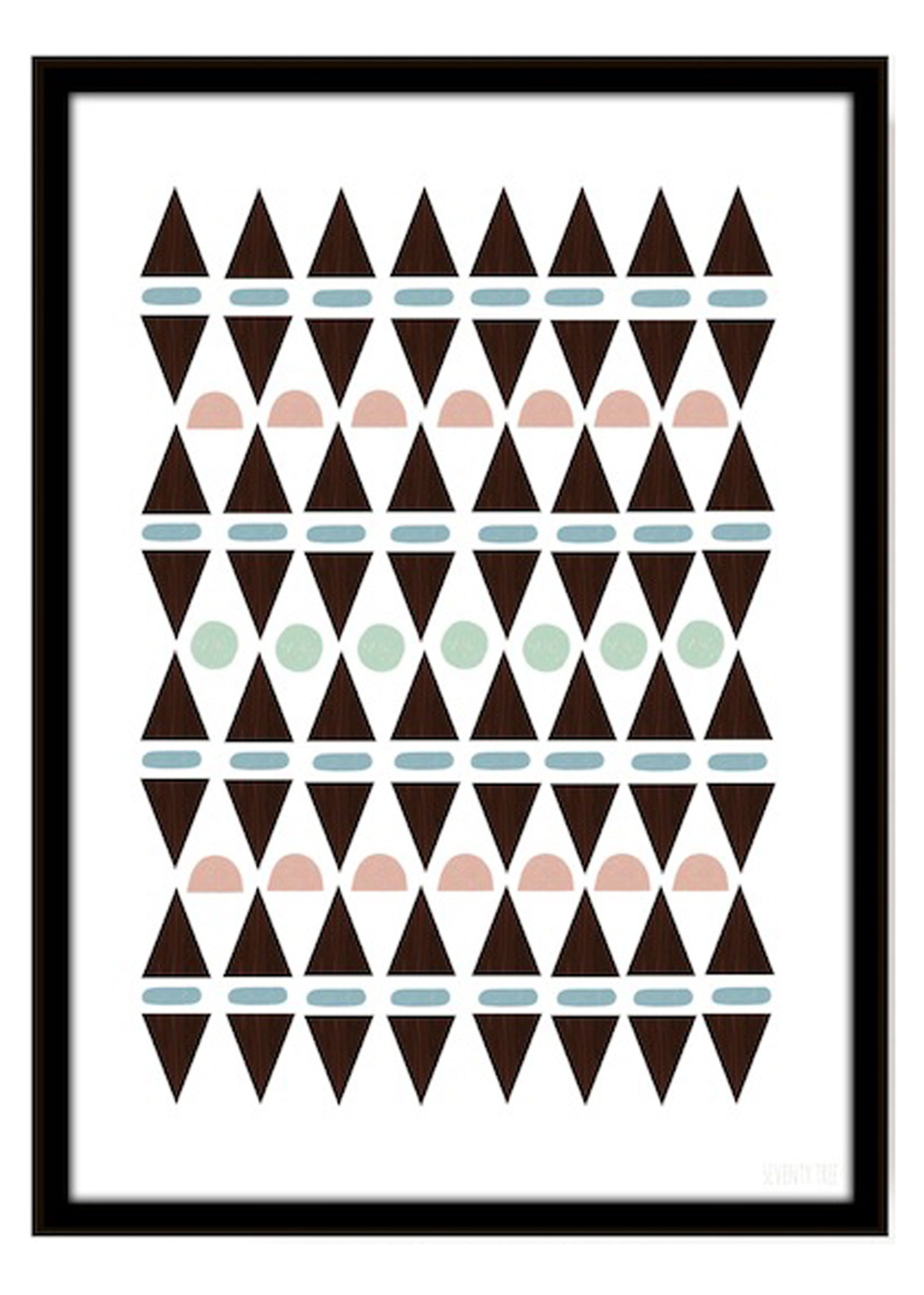Image of   Aztec Triangles A3