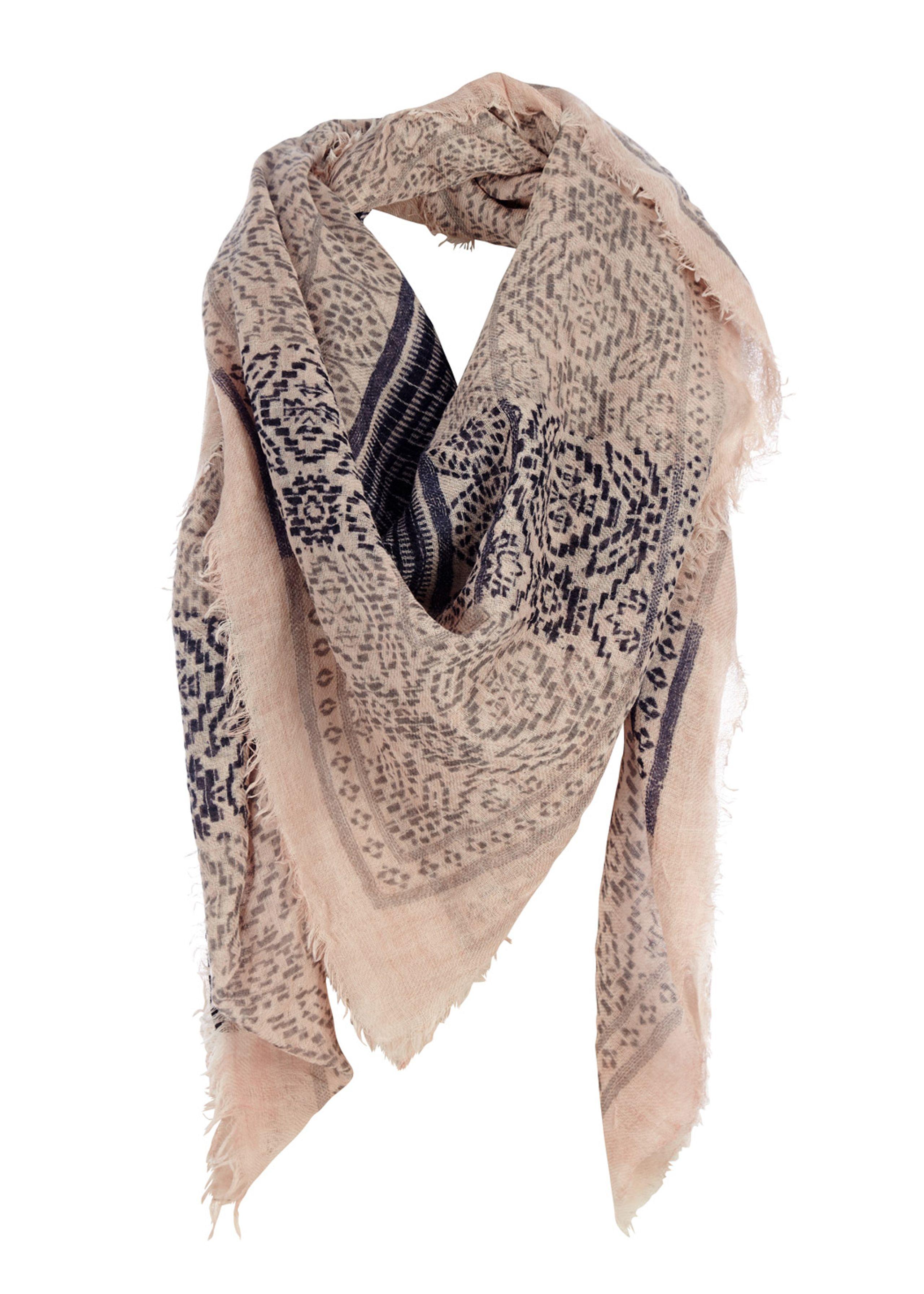 magic scarf scarf black colour