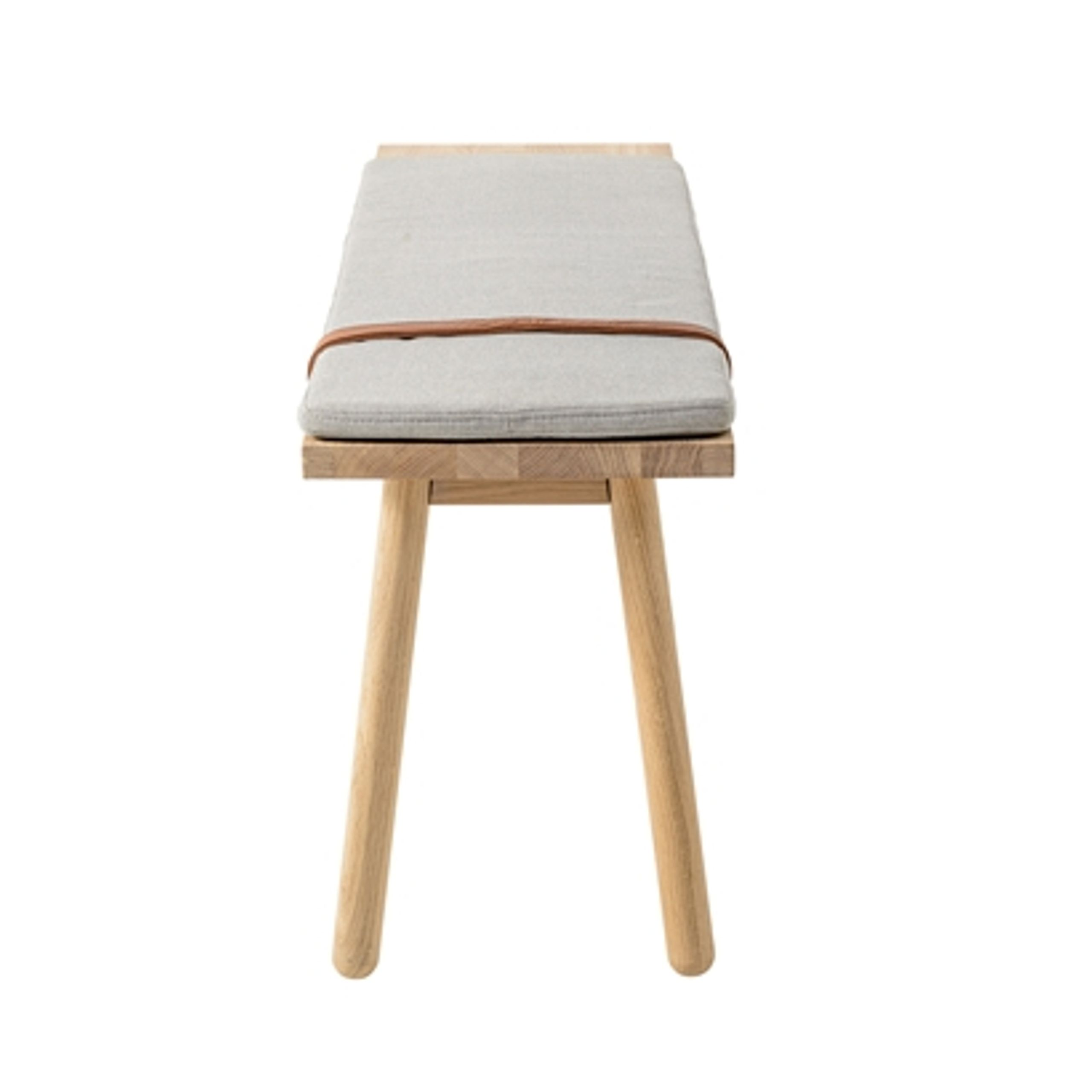 ... Bloomingville   Chair   Straight Bench   Natur Oak