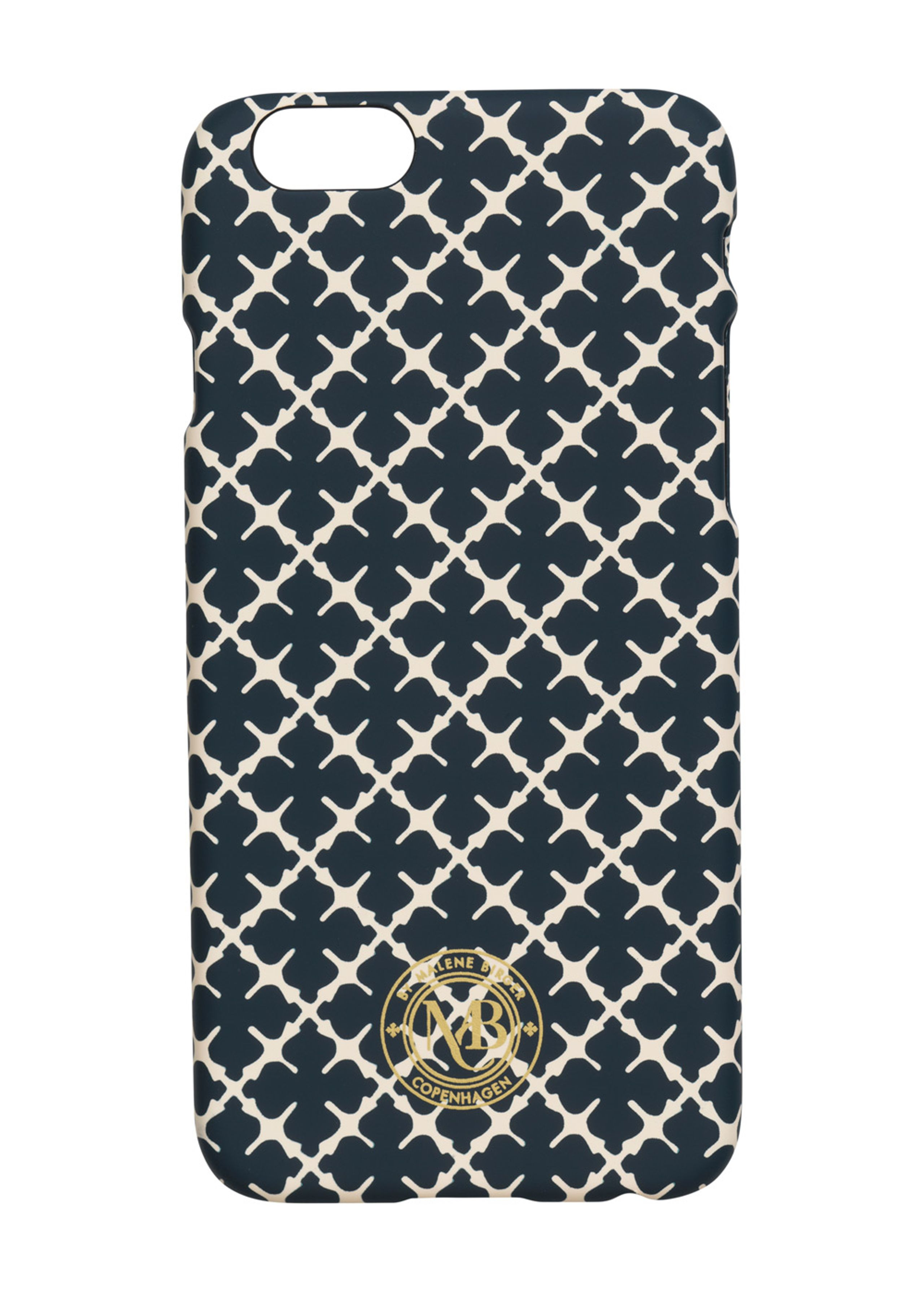 bab724f67e0 By Malene Birger - iPhone 6 cover - Pamsy6 - Navy Signature