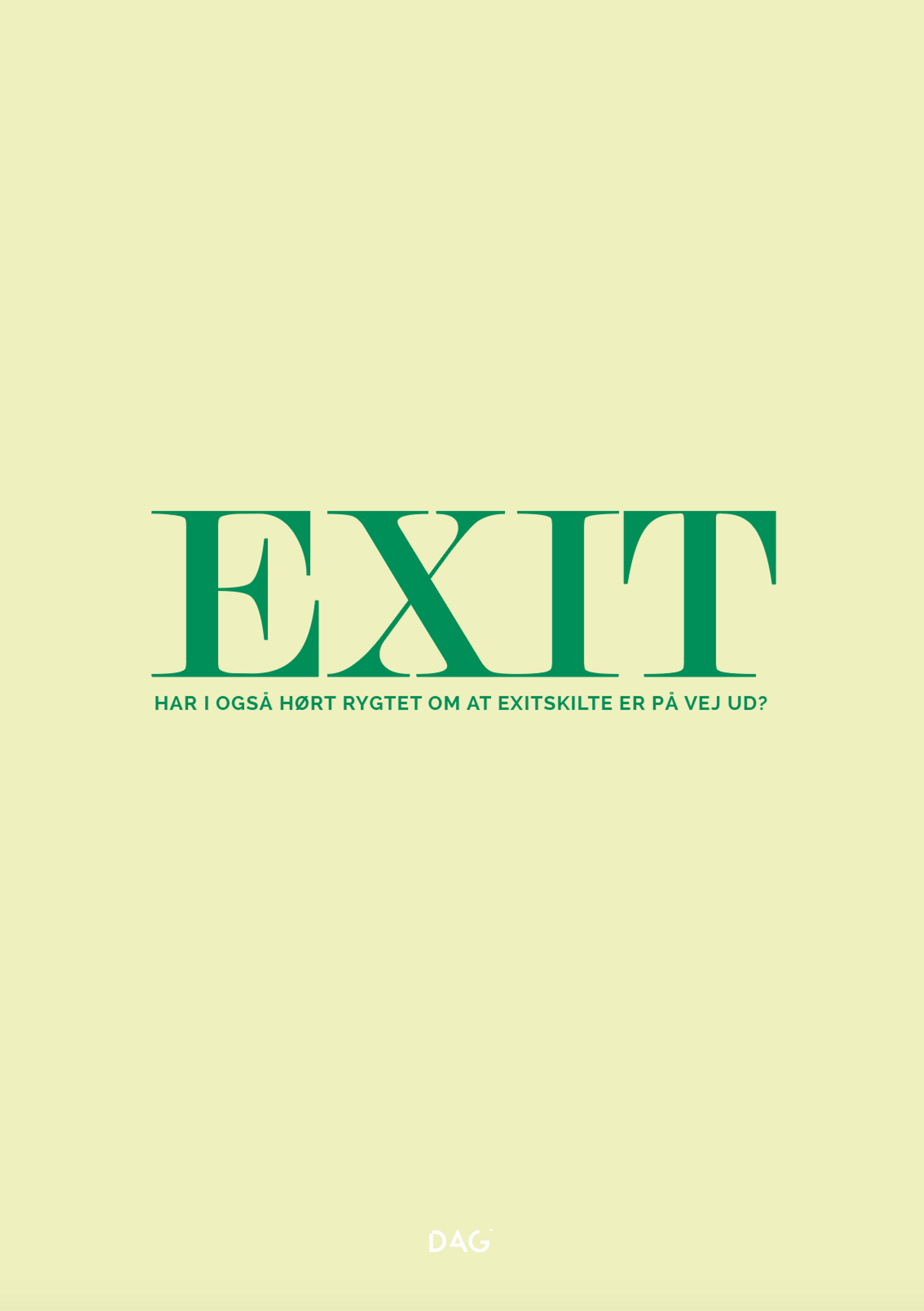 Image of   EXIT it out