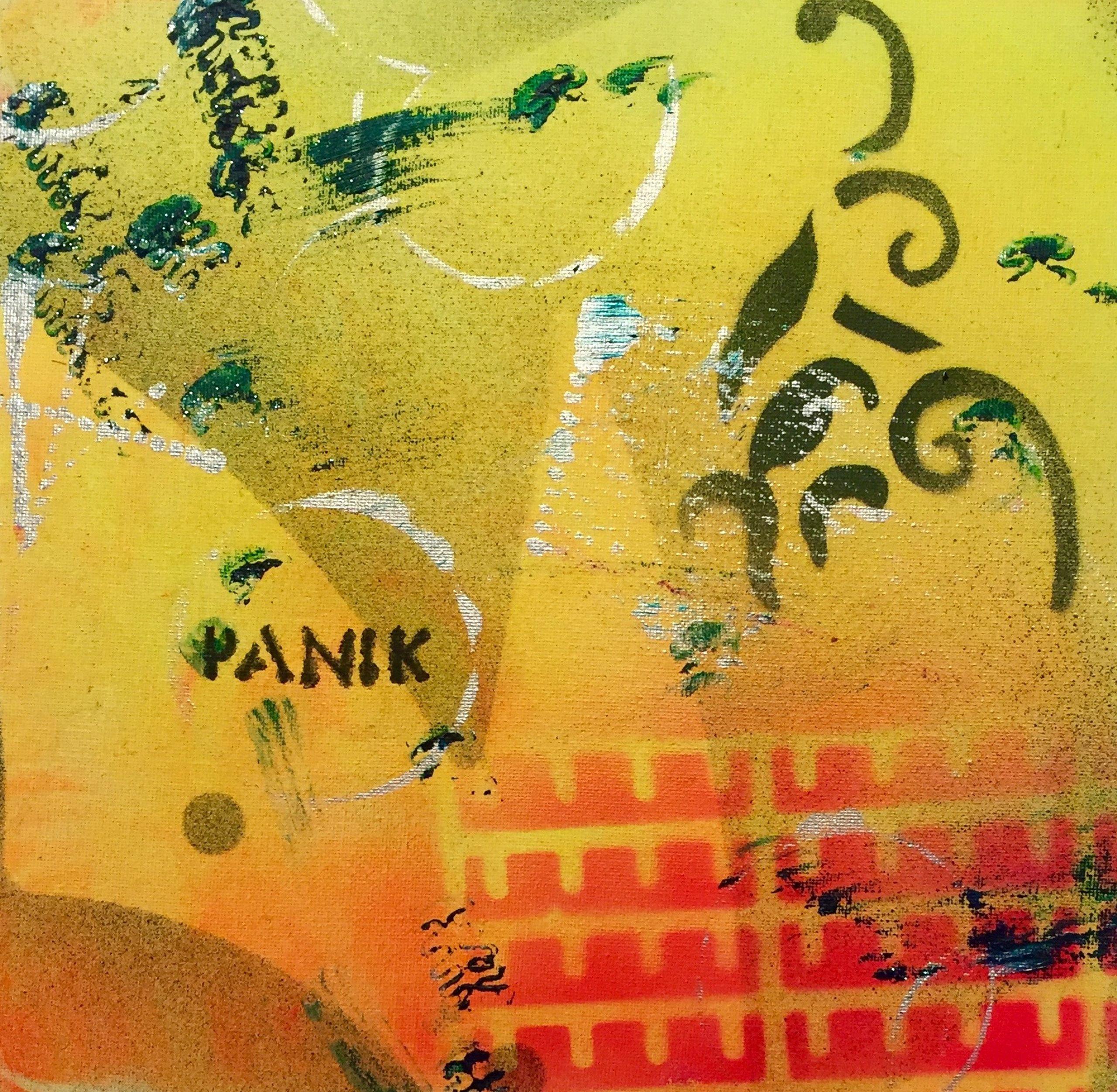 Image of   Panik