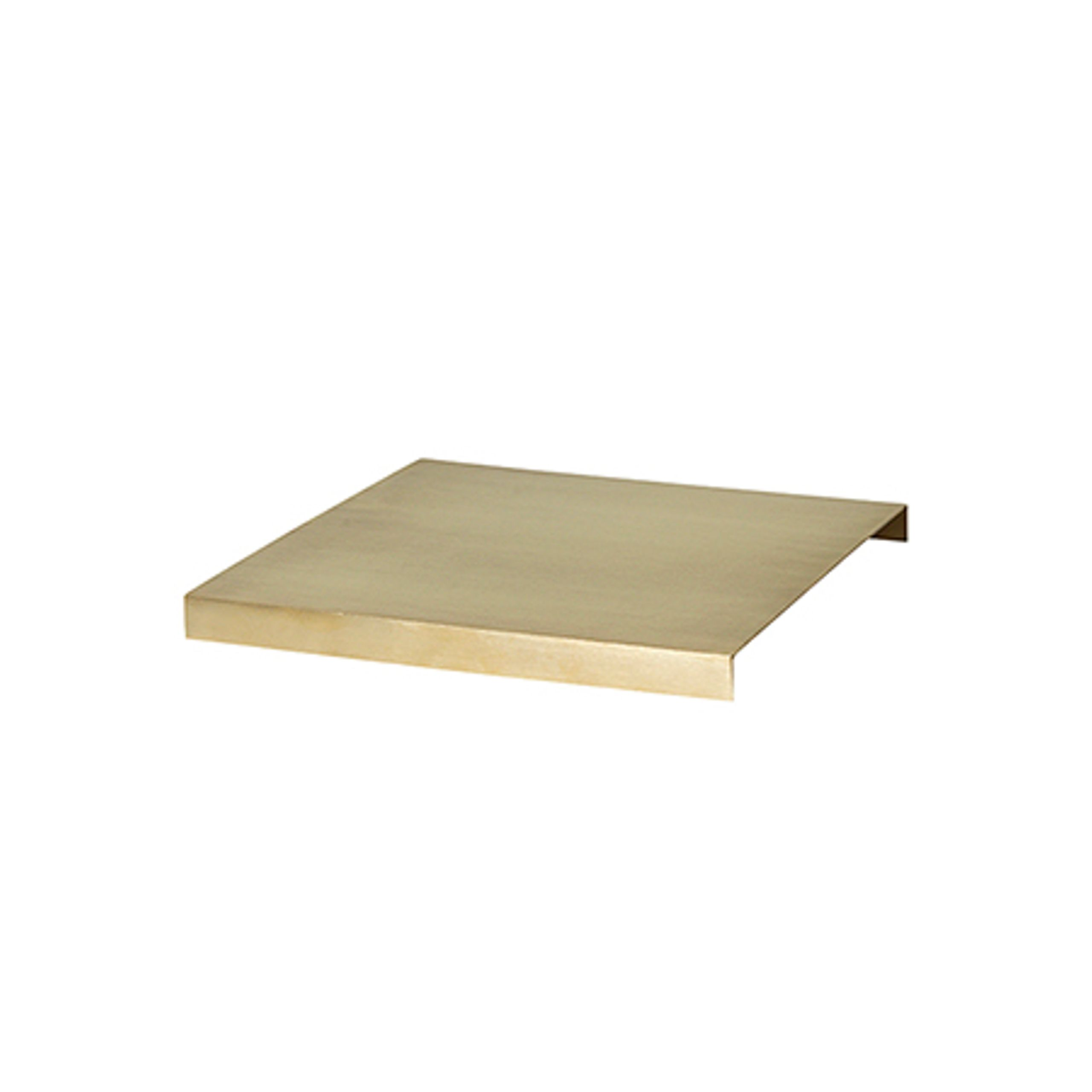 Image of   Brass Tray For Plant Box