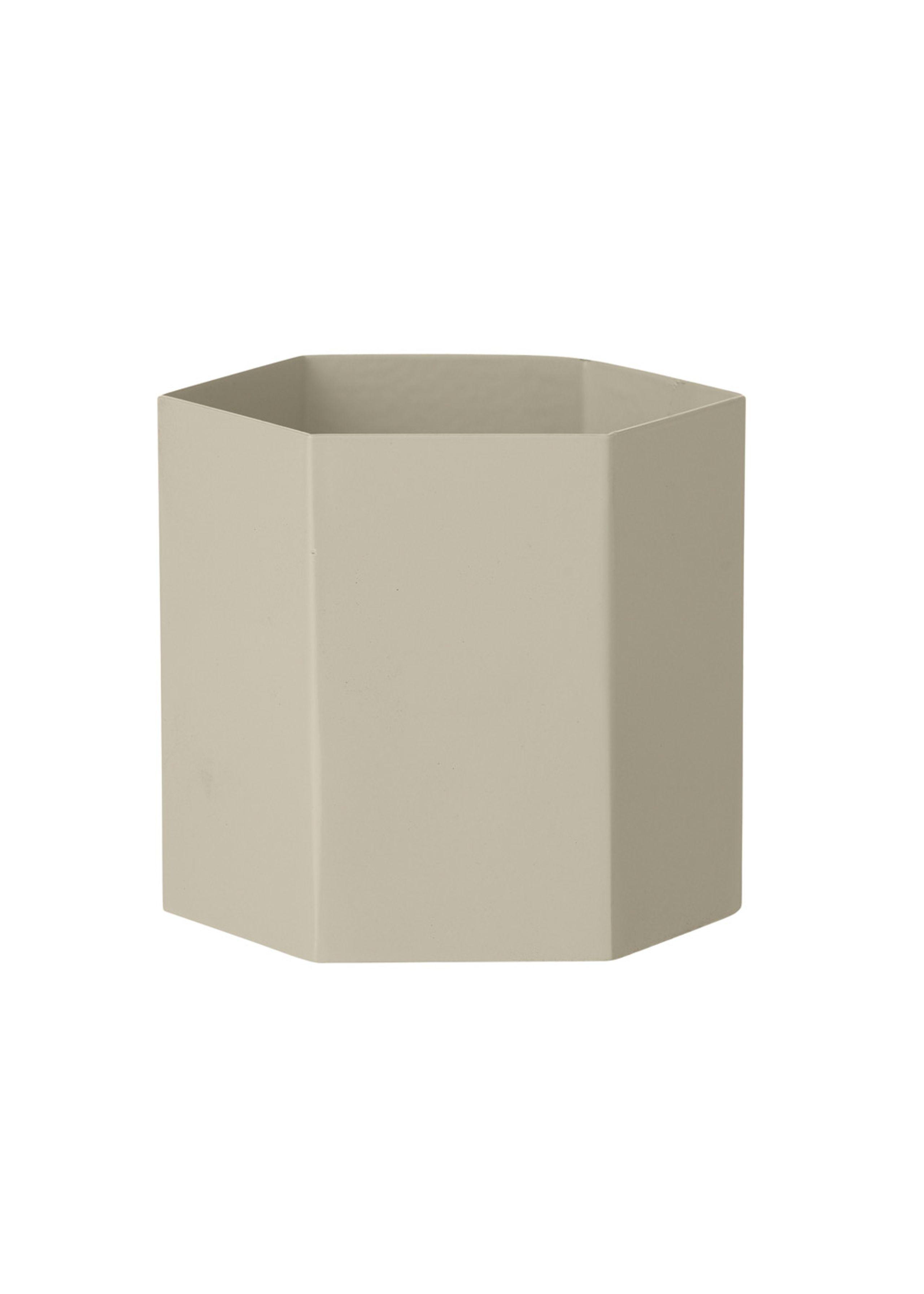 Image of   Hexagon Pot - Large