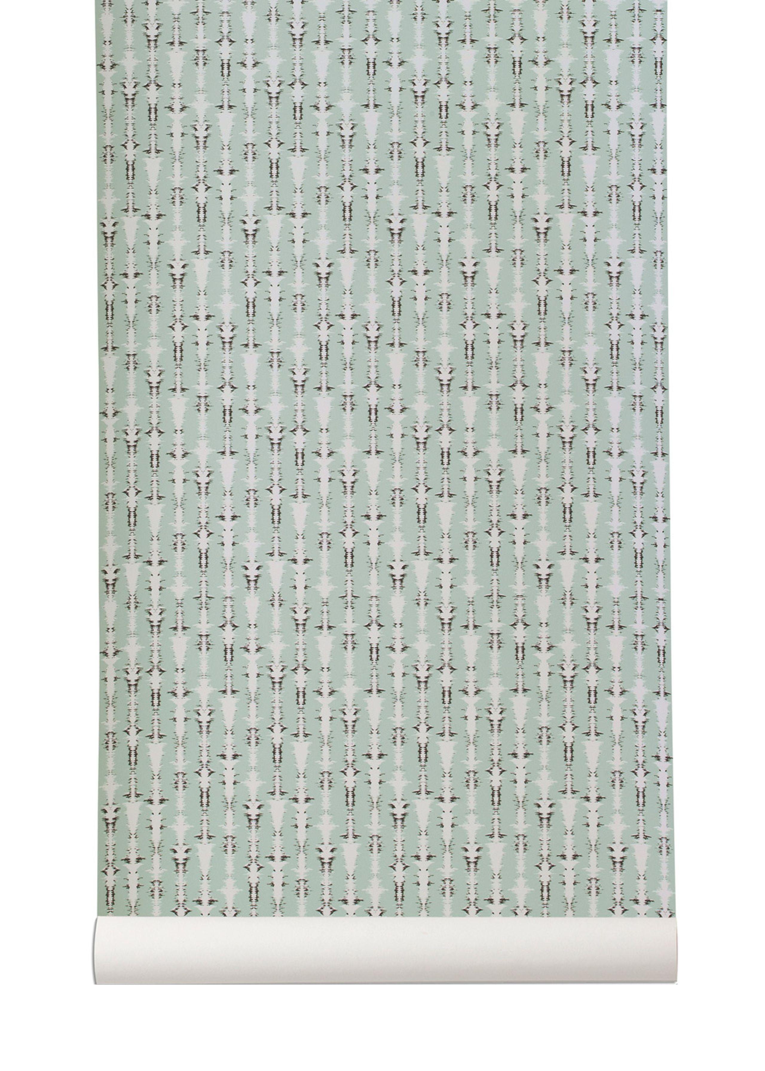 vivid wallpaper tapet ferm living. Black Bedroom Furniture Sets. Home Design Ideas