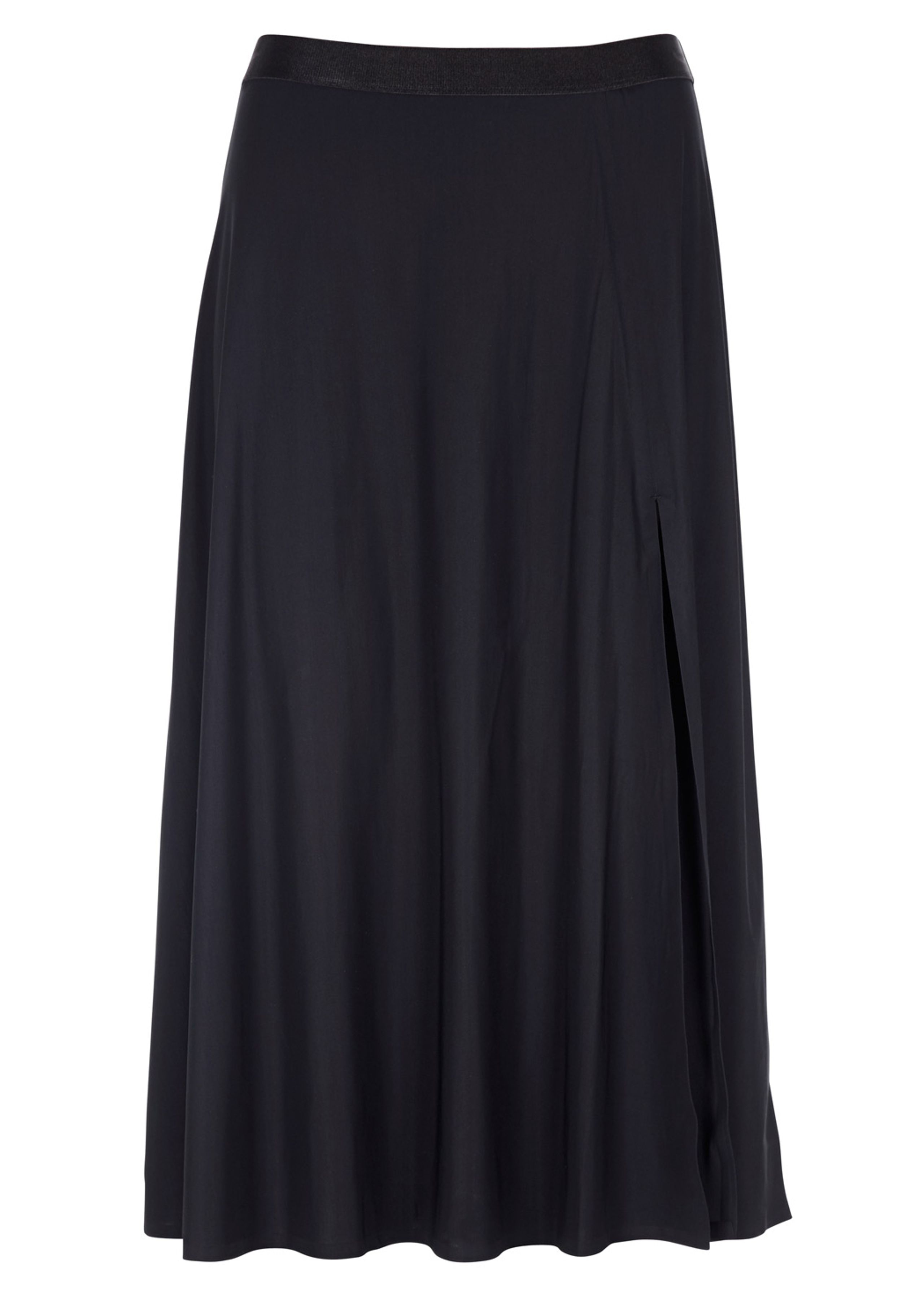 Jersey Long Slit Skirt - Skirt - Filippa K