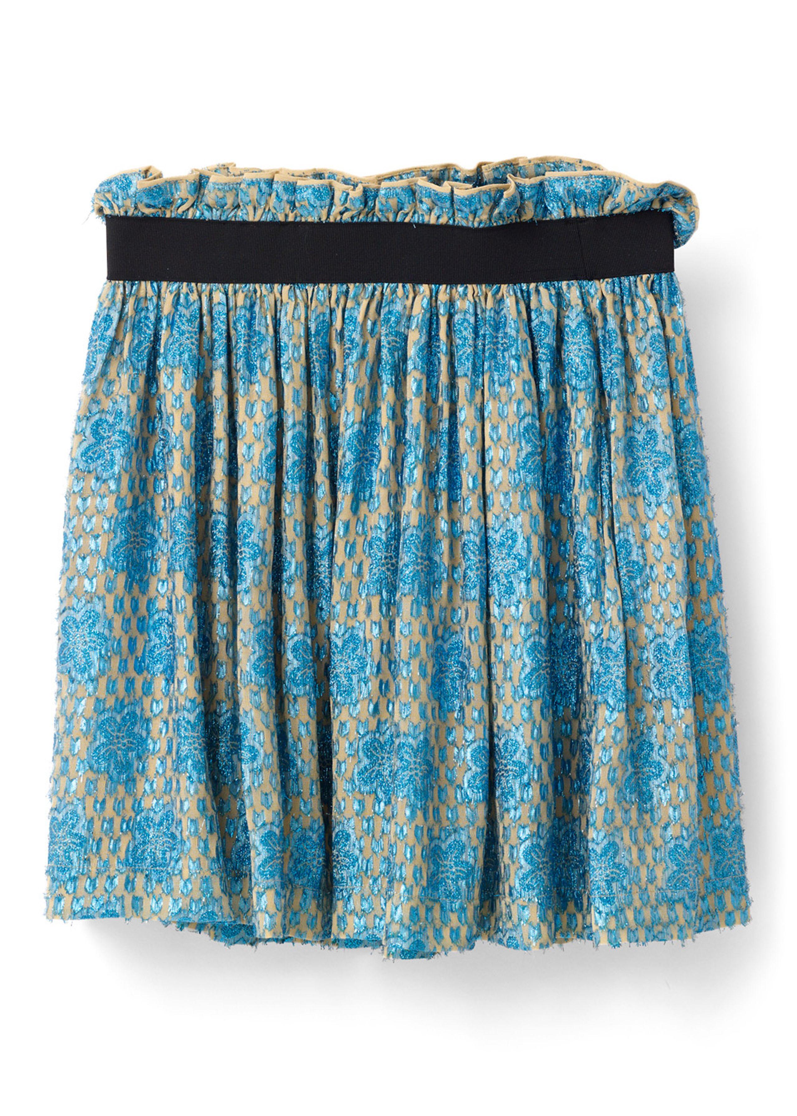 Image of   Emiko Sequins Skirt