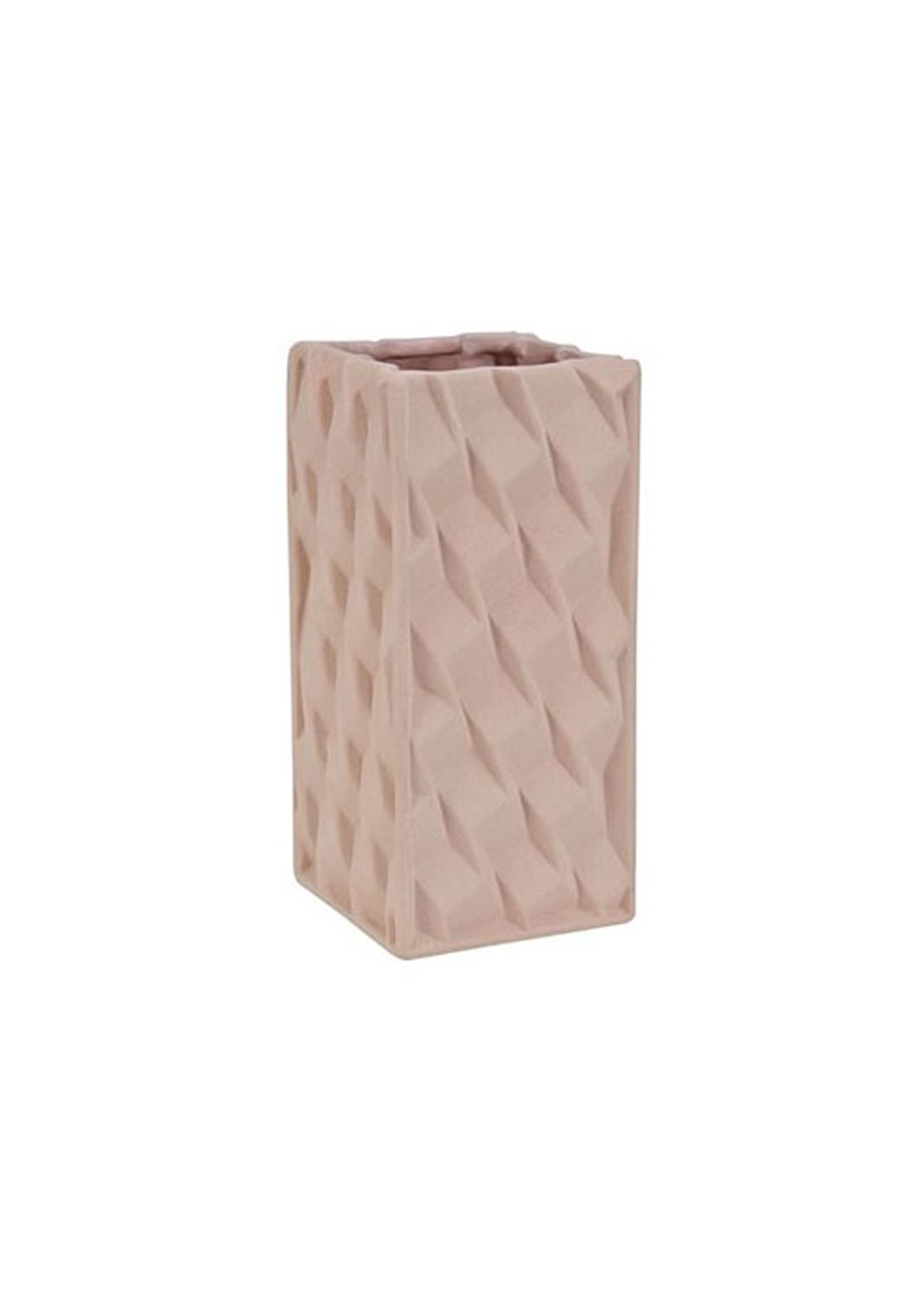 Image of   Grid Vase - Small
