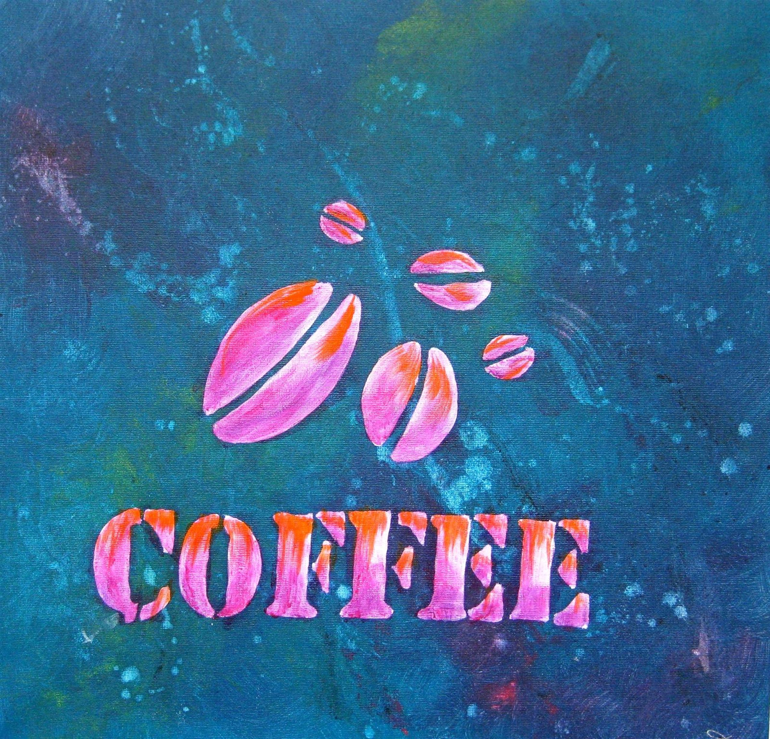 Image of   Coffee - beans