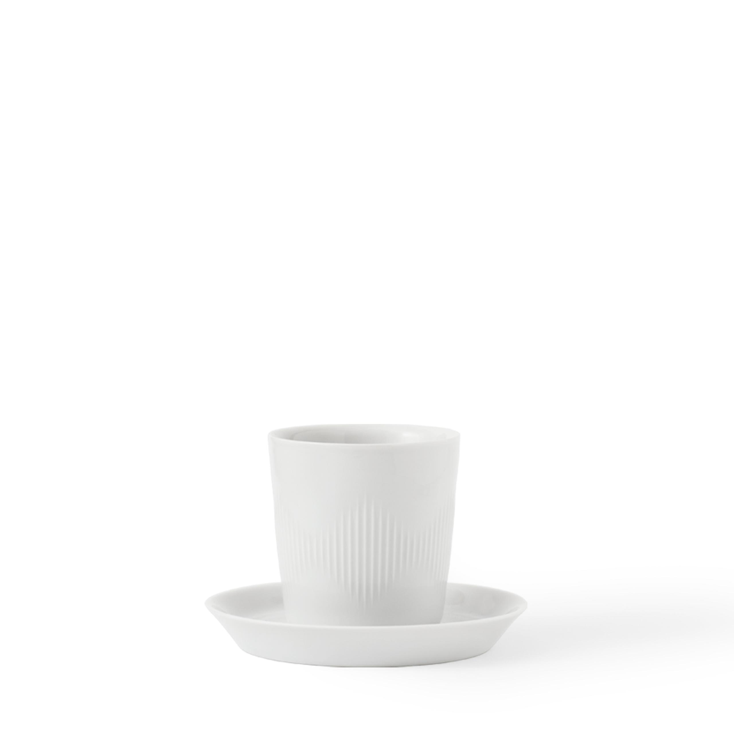Image of   Thermodan Termo kaffekop med underkop
