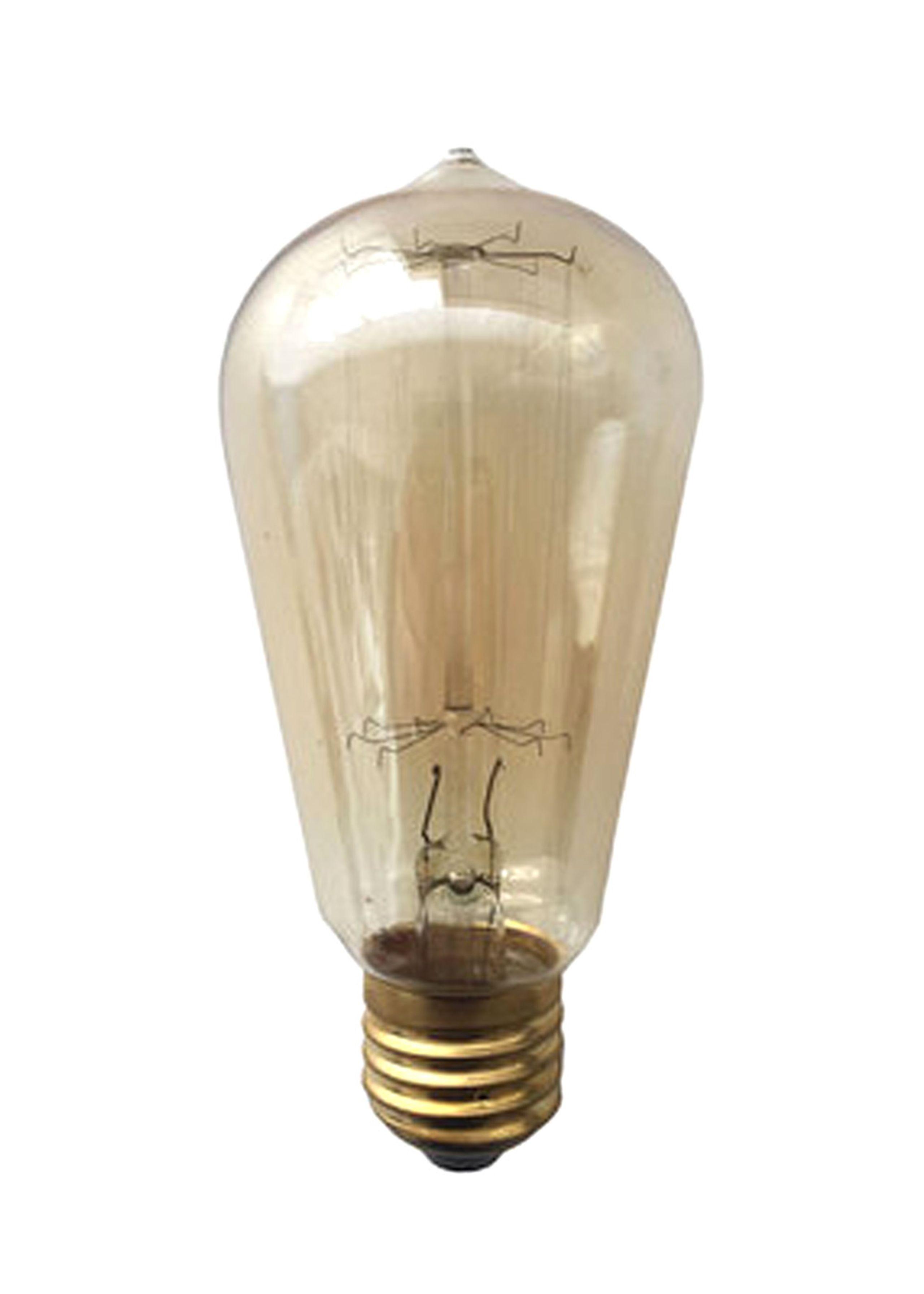 Image of   Edison Antique Light Bulb