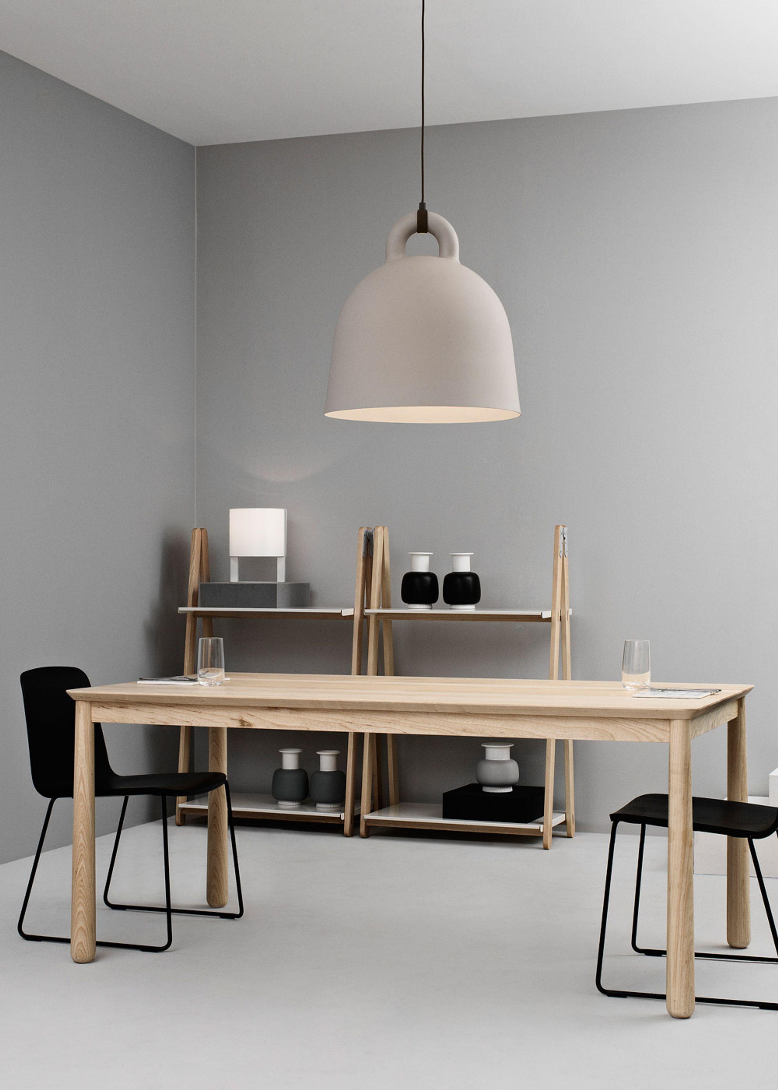 Normann Copenhagen Lampe : bell lampe normann copenhagen ~ Watch28wear.com Haus und Dekorationen