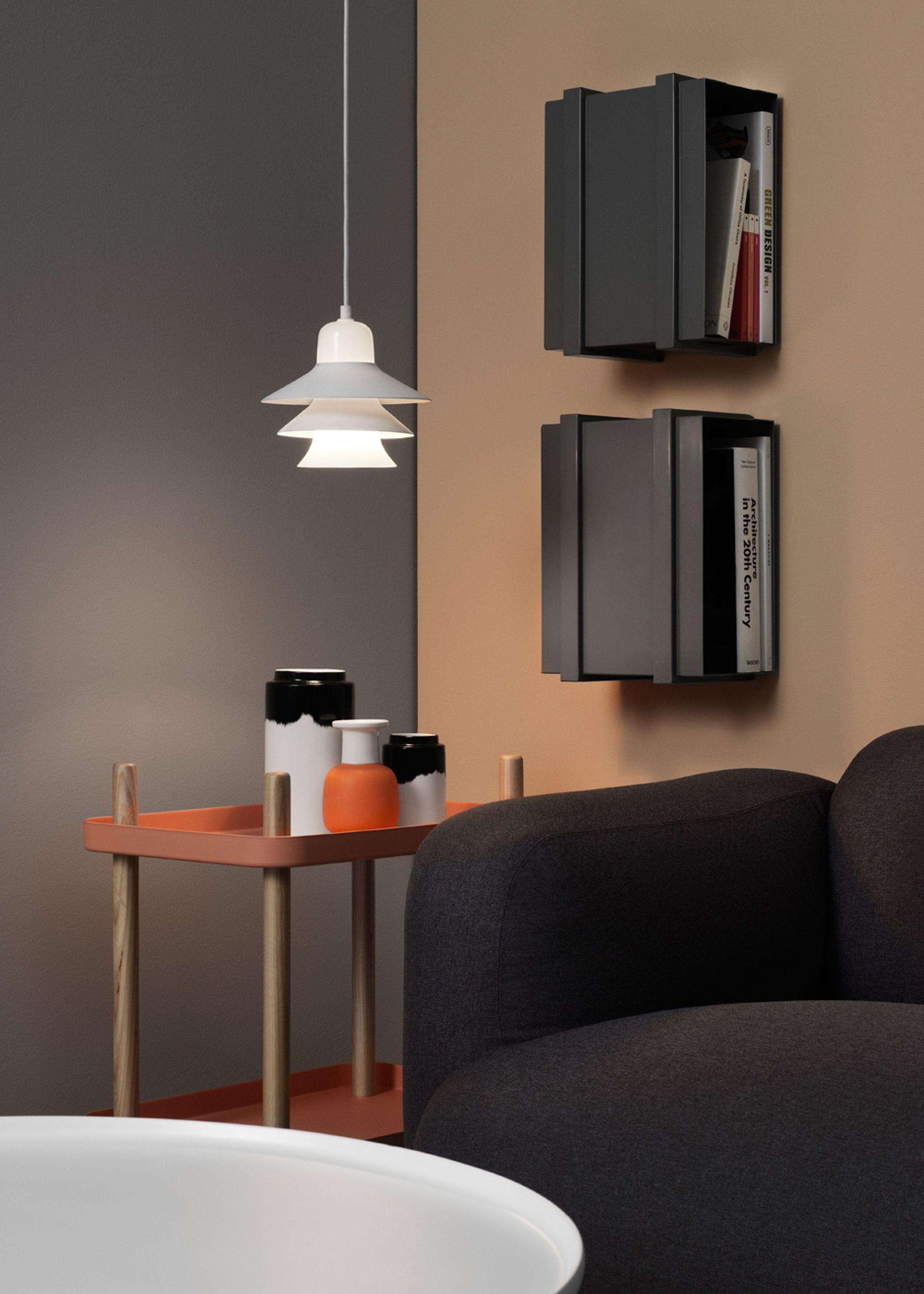 block table trolley table normann copenhagen. Black Bedroom Furniture Sets. Home Design Ideas